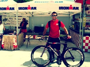 Ready for A big day - Ironman Lake Placid 2012