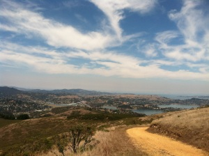 Miwok Trail in Marin - part of the TNFEC.