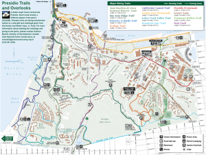 Trails in the Presidio expand your running horizons.
