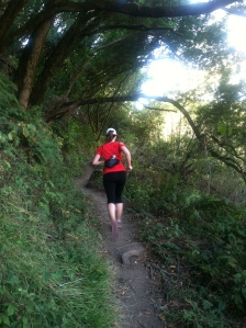 I'm trying to get more flexible so I can generate more power while running uphill.
