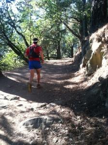Trail practice.