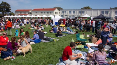 Presidio Picnic, Off the Grid
